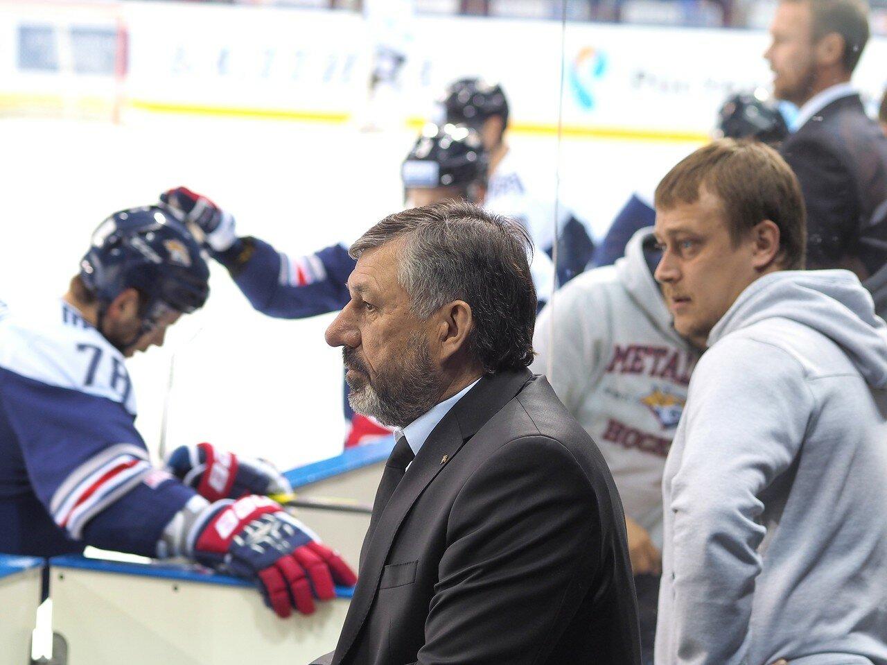 13Плей-офф 2016 Восток 1/2 Металлург - Сибирь 16.03.2016