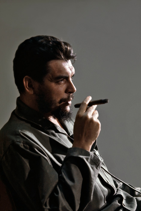 Elliott Erwitt - Che Guevara, Havana, Cuba 1964 (2).jpg