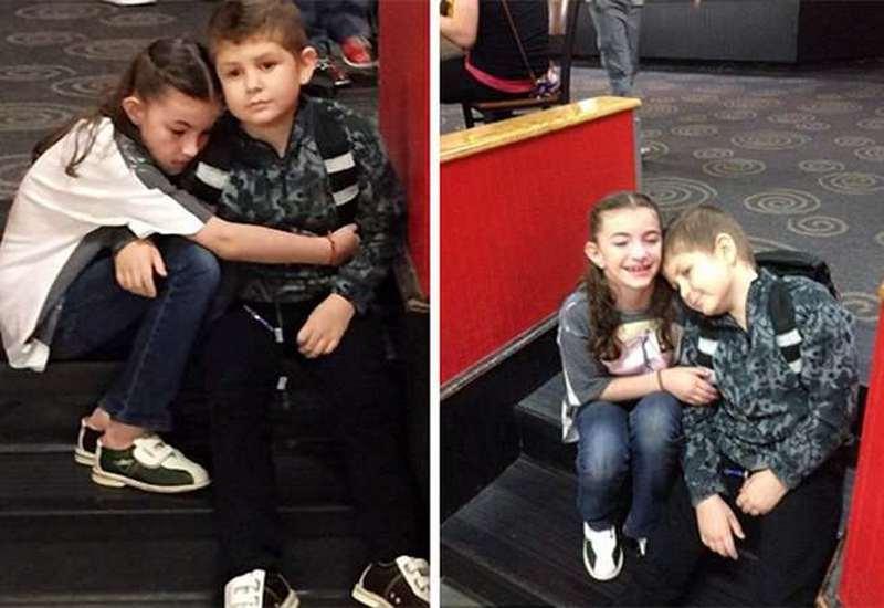 8-летний мальчик нашел «настоящую любовь» и умер