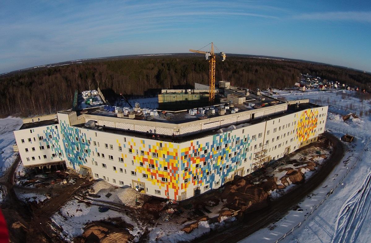 Роддом в мишутино сергиев посад дата открытия 2018