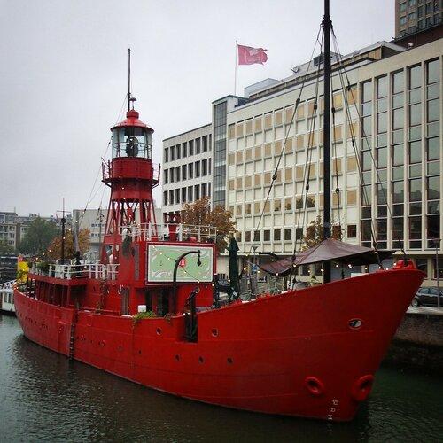 Кораблик Тинто, осень 2015