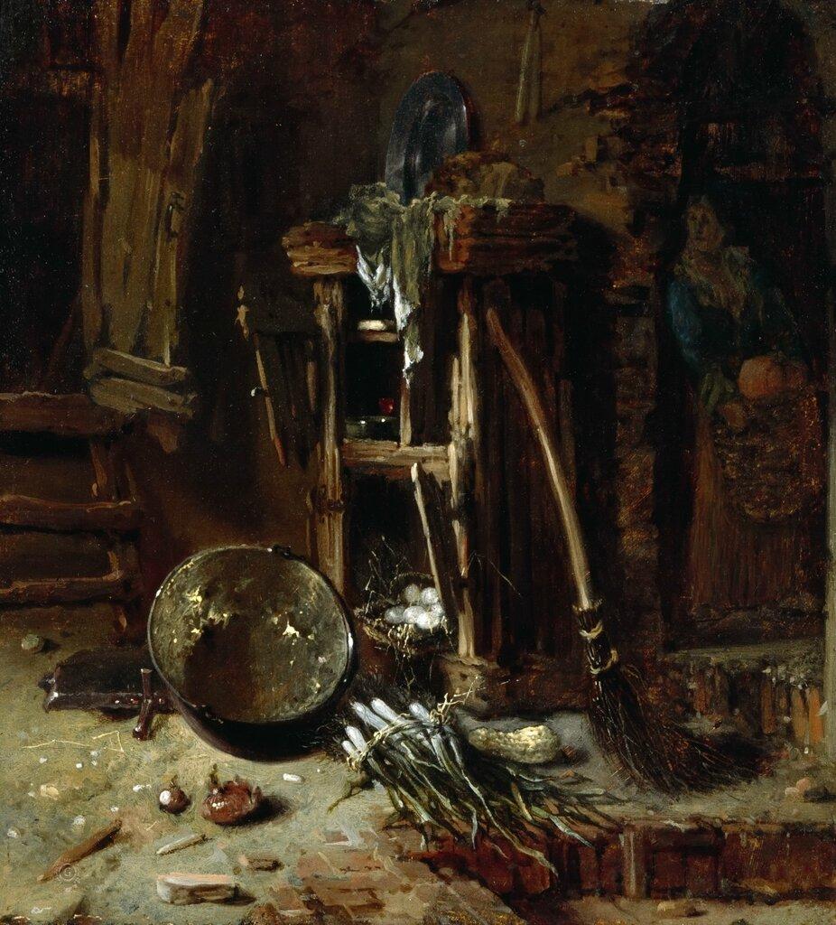 Виллем Кальф: Кухонный уголок