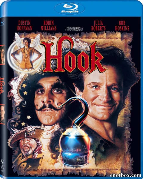 Капитан Крюк / Hook (1991/BDRip/HDRip)