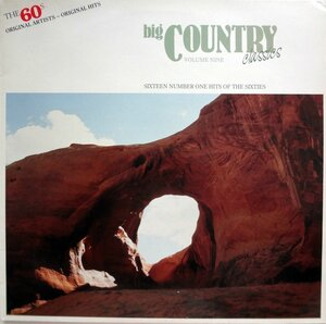 Big Country Classics  - The 60s original artists (1988) [Trax Music, TRX 509]