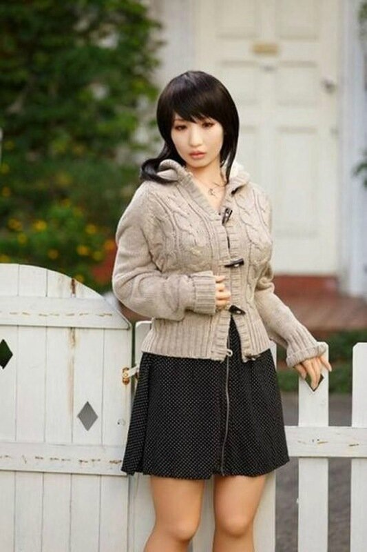Силиконовые девушки из Японии. Мужчины предпочитают красивых и безотказных кукол реальным подружкам