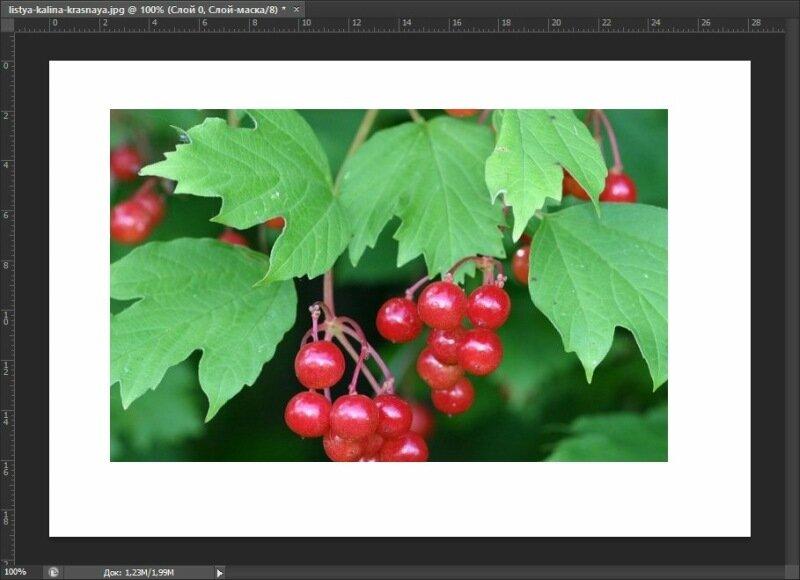 Эффект объёмного изображения на фото. Интересные уроки Photoshop