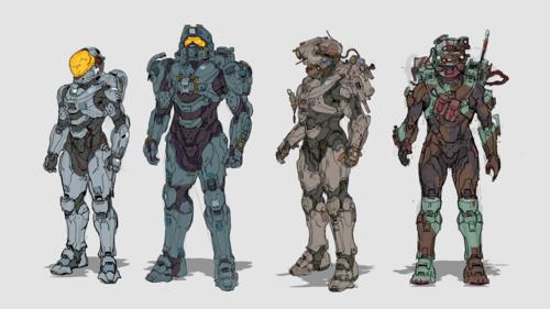 Halo 5 Повелитель могил [Gravelord]