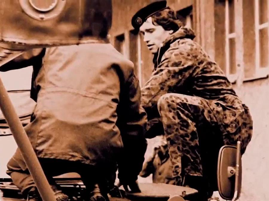 К весне 1966 года у меня начали появляться мысли, что армия для меня не так уж и обязательна. Я
