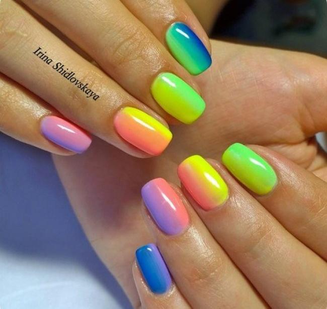 Сочные краски