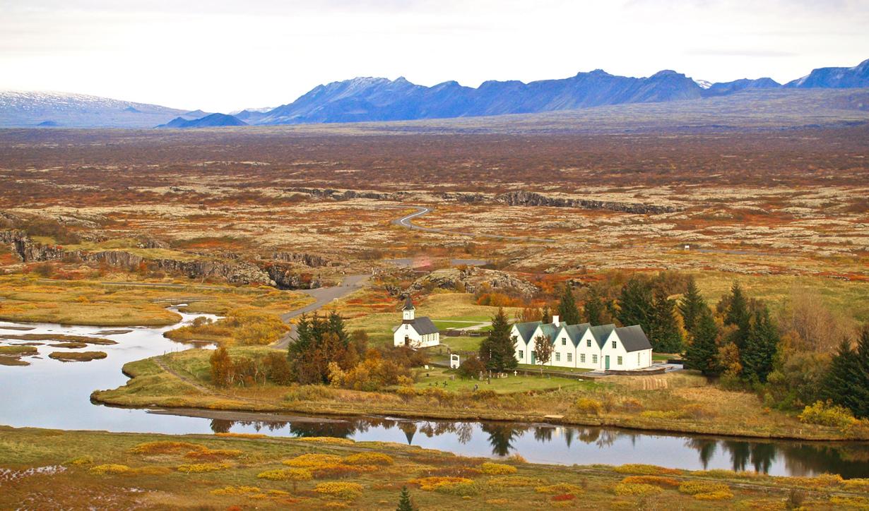 Парламент Исландии — старейший в Европе. Впервые так называемый альтинг (с исл. «всеобщее собран