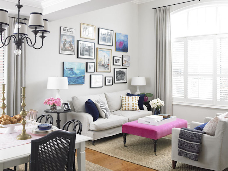 Дизайн интерьера в светлых оттенках фото 17