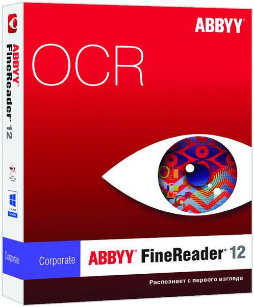 Abbyy finereader v12. 0. 101. 496 professional & corporate (2016/pc.
