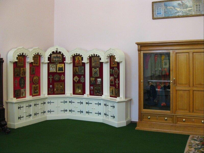 Комната цесаревича Алексея, Александровский дворец, Царское Село