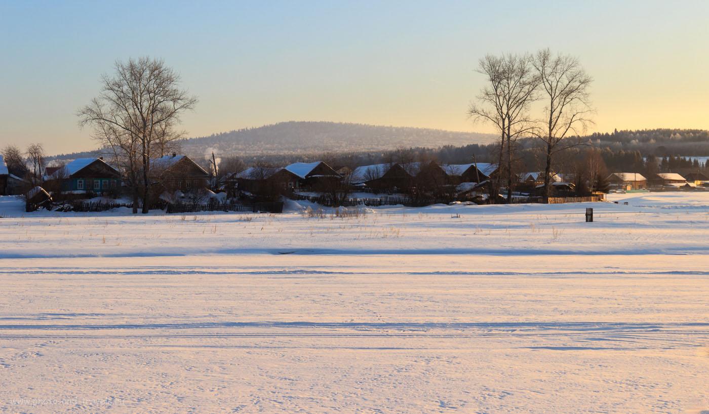 Фото 10. Использование Кэнон 600Д для съемки пейзажа. 1/200, +1.0, 9.0, 200, 44.