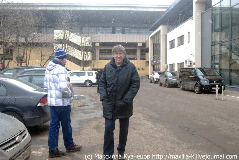 тренер Дмитрий Фролов