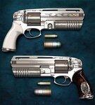 Magnum 454 с гранатомётом.