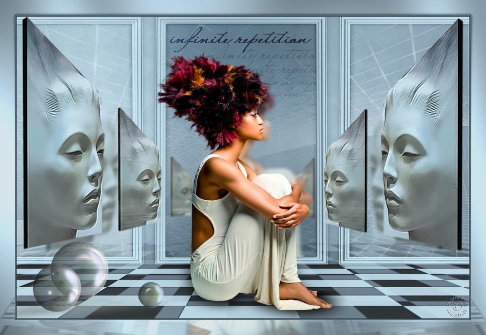 infinite repetition