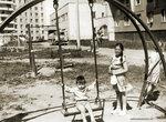 Солнцевский проспект за аптекой 1988 Фото Валеры Сорокина #Солнцево