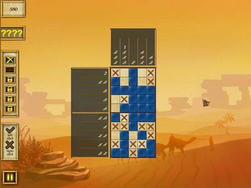 Egypt Picross: Pharaohs Riddles