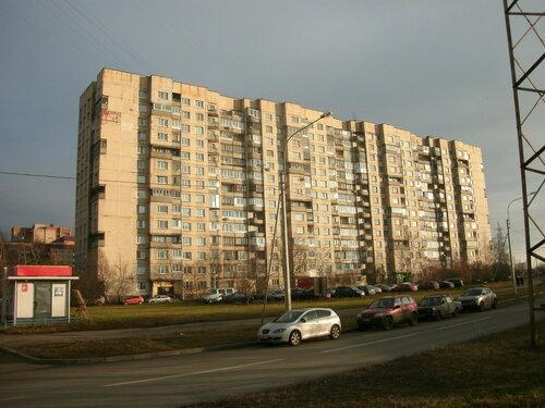 Малая Балканская ул. 32
