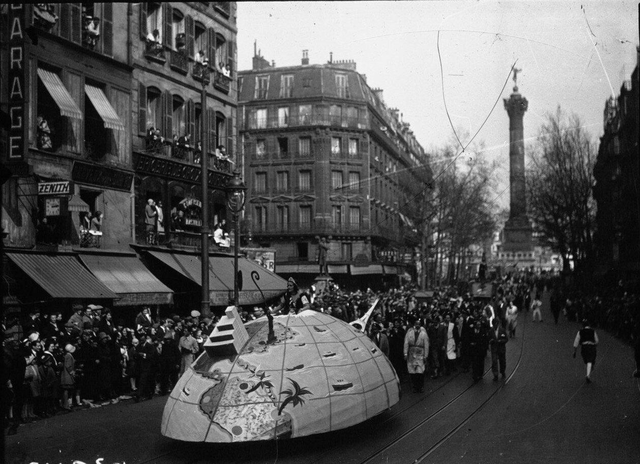 1930. Карнавал Ми-Карем