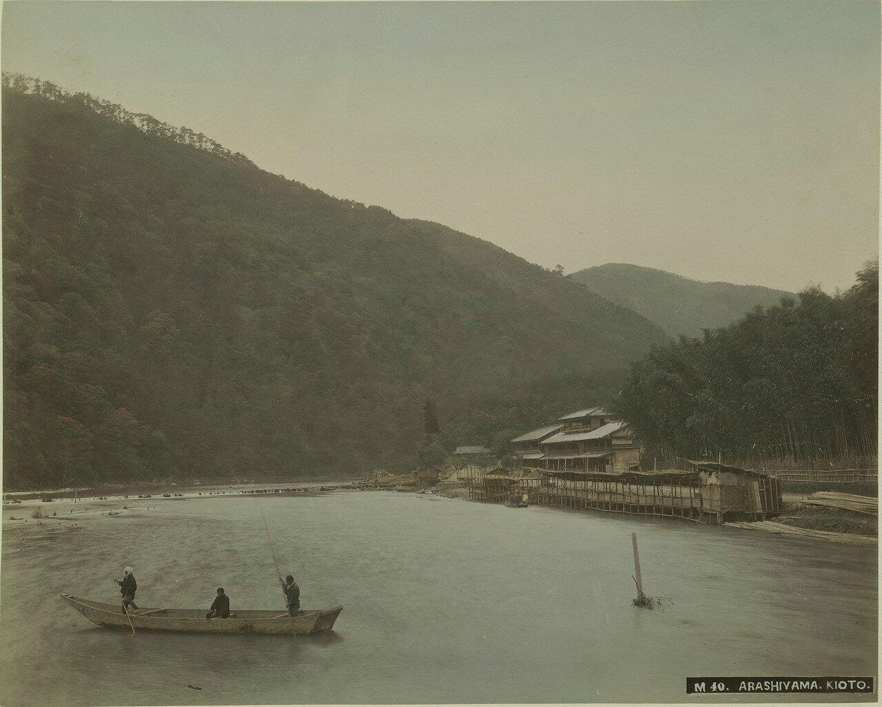 Киото. Арашияма