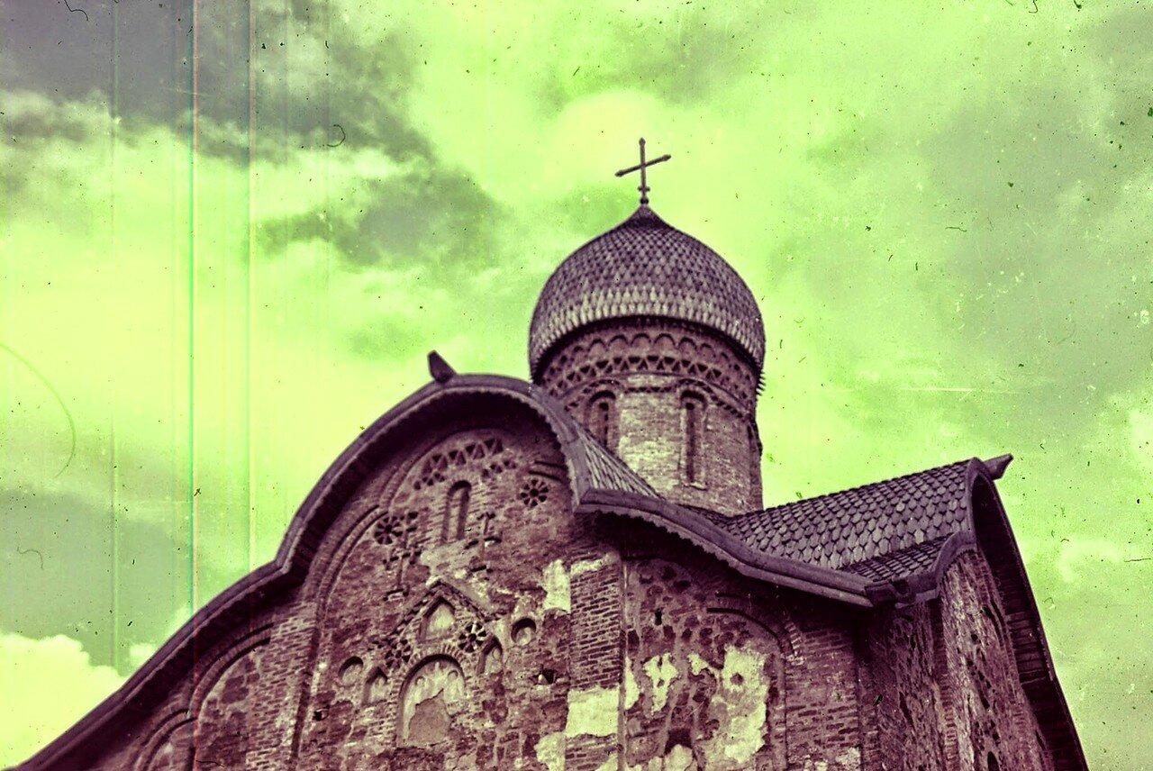 Новгород. Петропавловская церковь