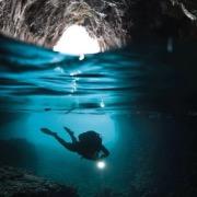Плавать под водой