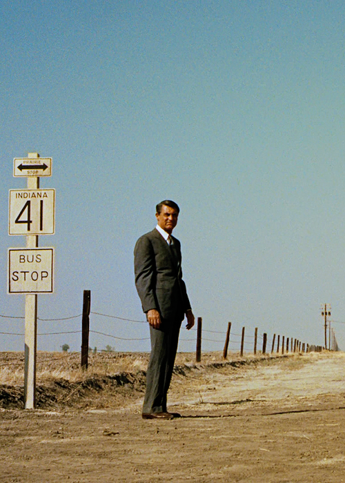 "Cary Grant in ""North by Northwest"" (1959, dir. Alfred Hitchcock).png"