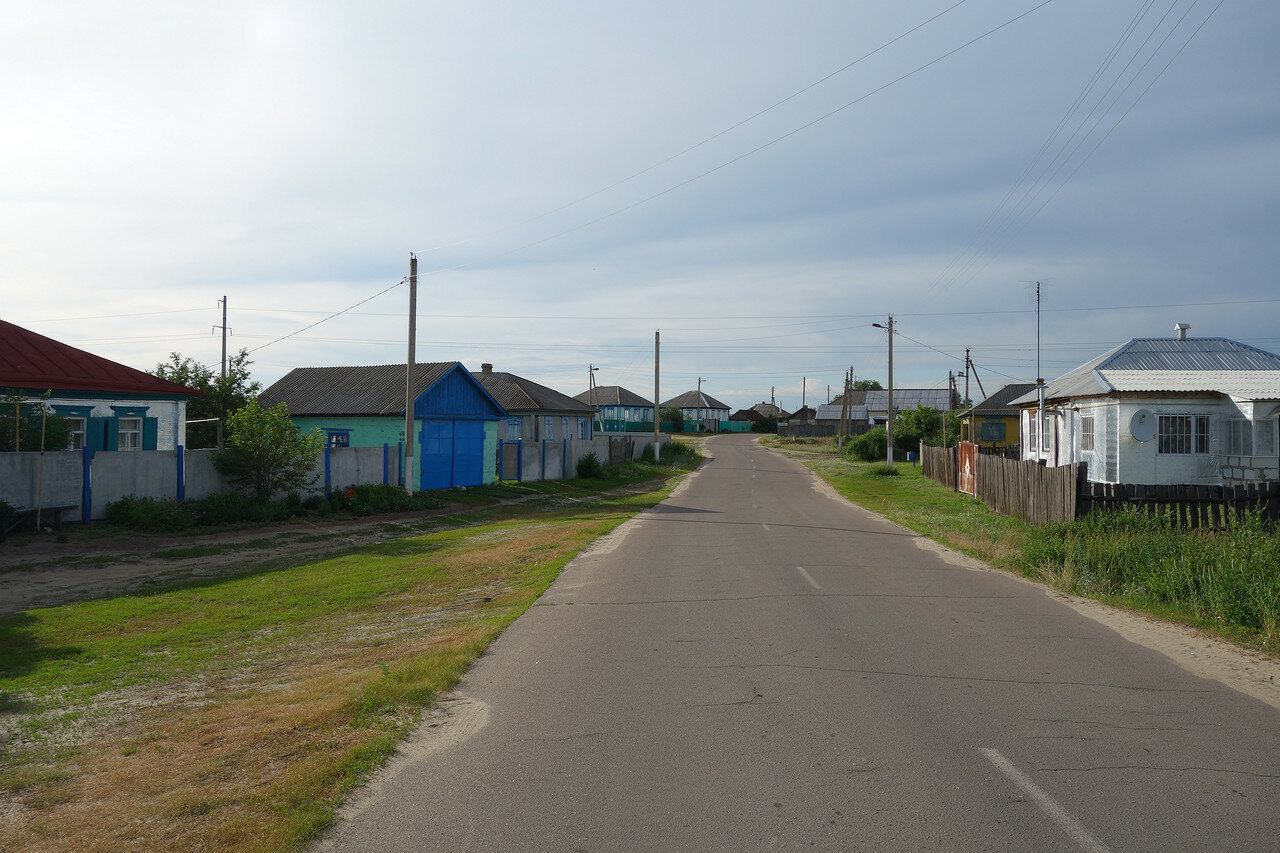 села Глубокое, Дедовка