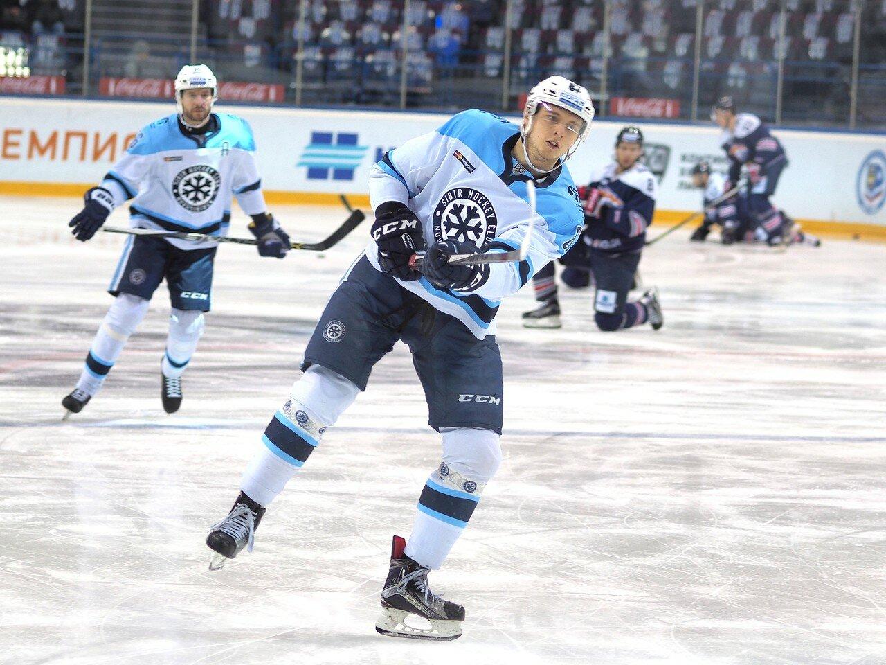 14Восток 1/2 плей-офф Металлург - Сибирь 08.03.2016