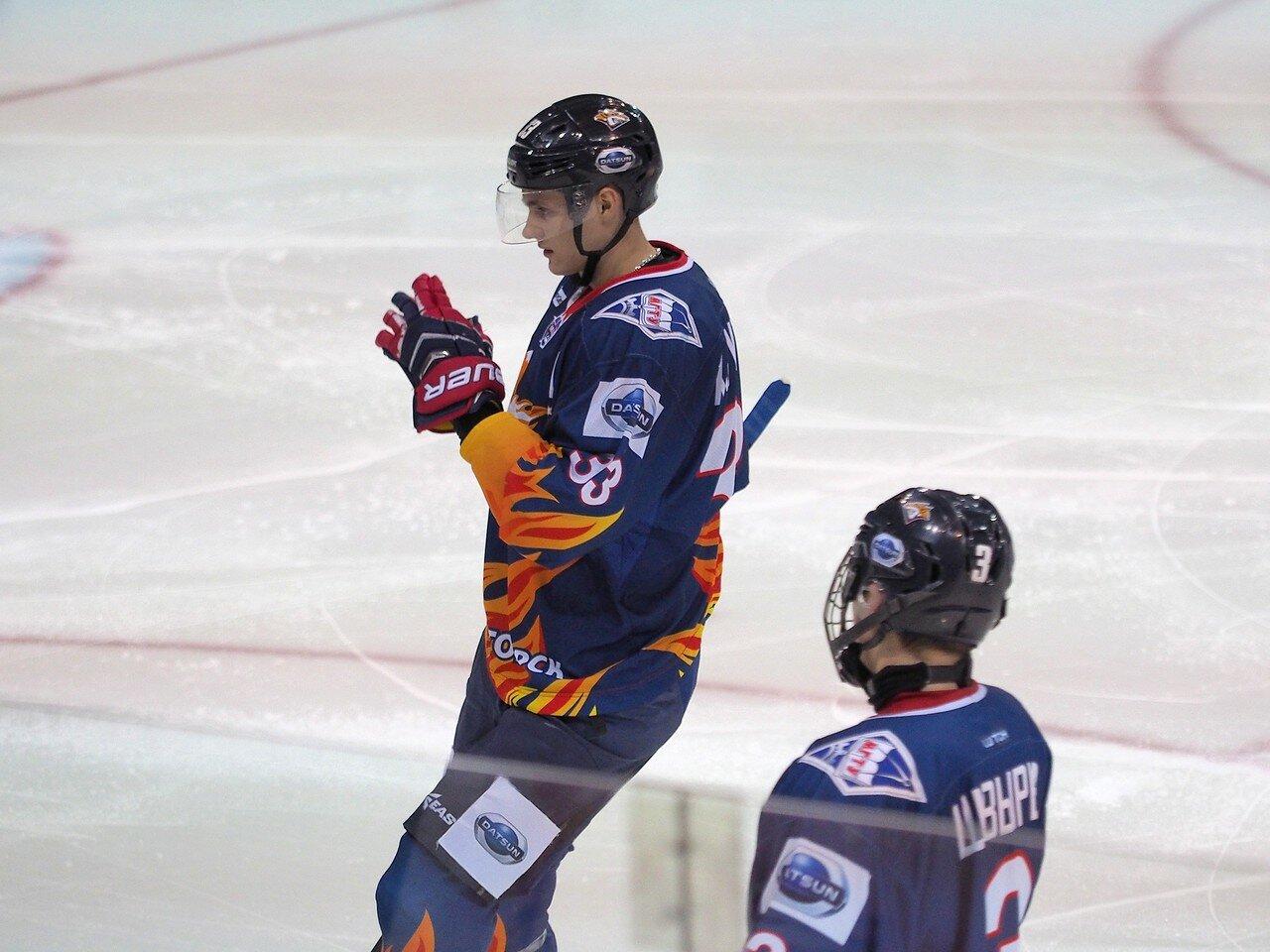 81/8 Плей-офф 2016 МХЛ Стальные Лисы - Кузнецкие Медведи 09.03.2016
