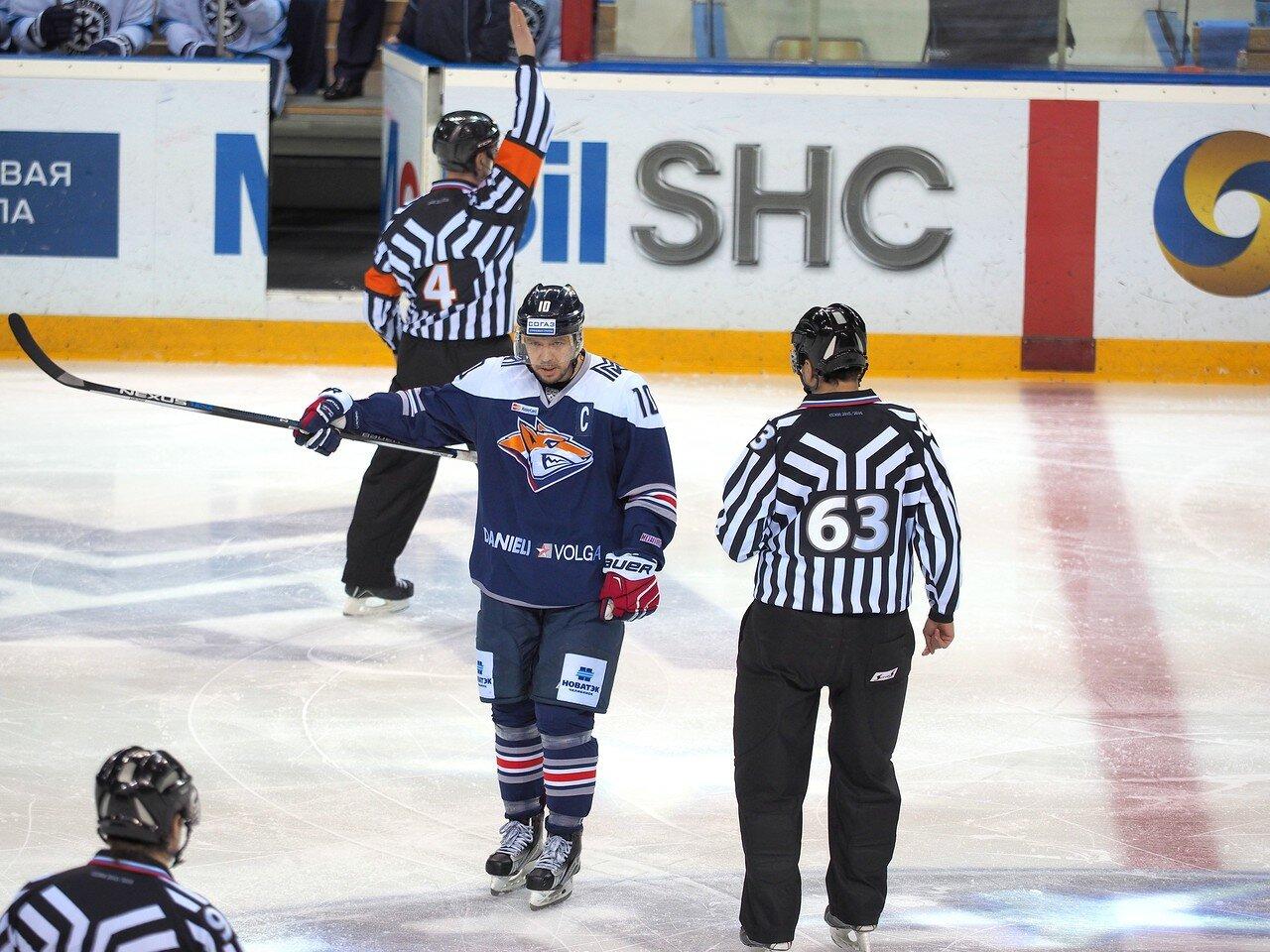 54Плей-офф 2016 Восток 1/2 Металлург - Сибирь 10.03.2016