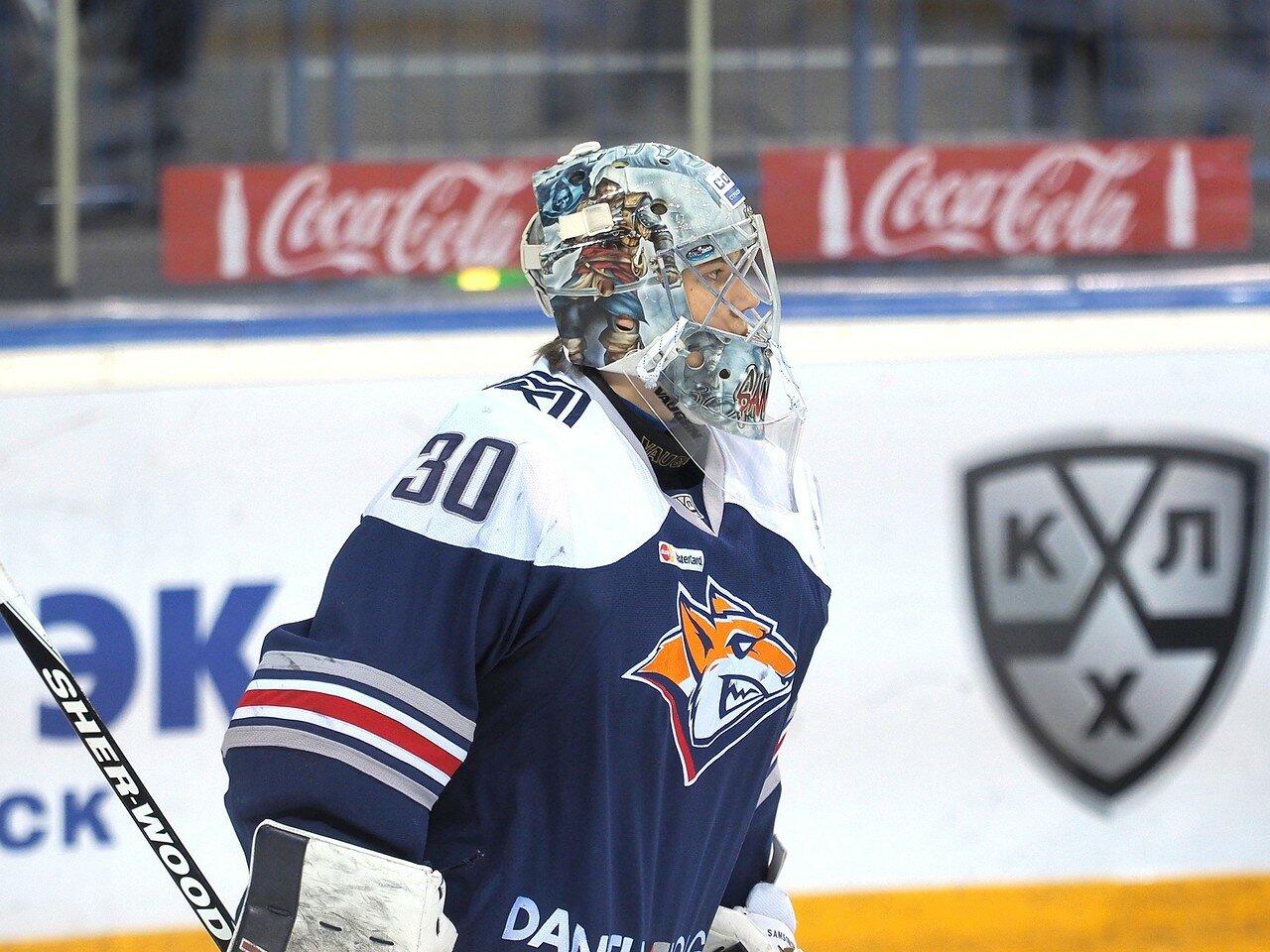 16Плей-офф 2016 Восток 1/2 Металлург - Сибирь 16.03.2016