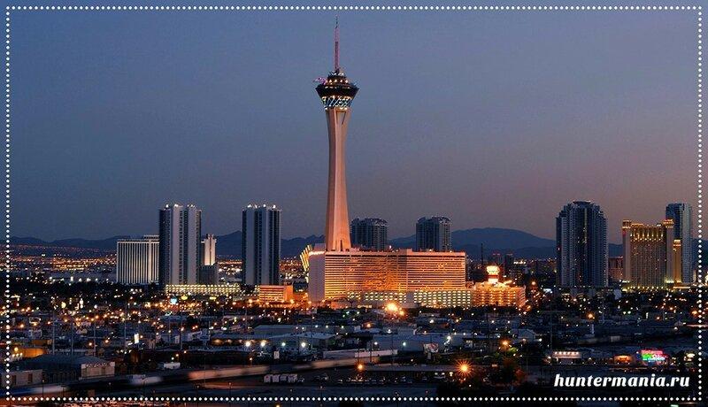 Самое высокое казино в мире