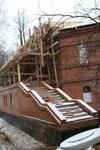 Строительство Донского храма -ноябрь 2015