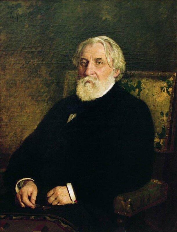 Портрет писателя И.С.Тургенева. 1874.jpg