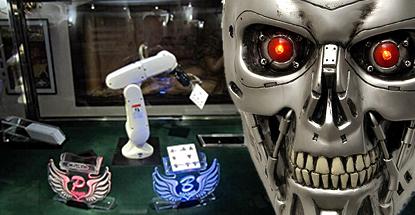 В японском подпольном казино работают роботы