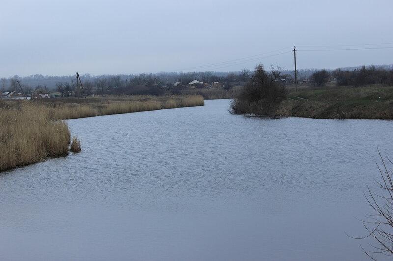 рыбалка на реке большой несветай