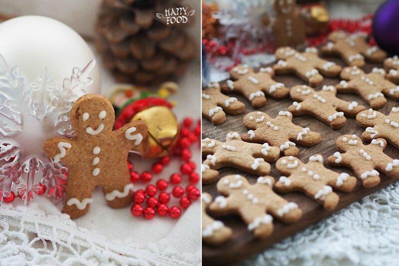 Веганское имбирное печенье рецепт