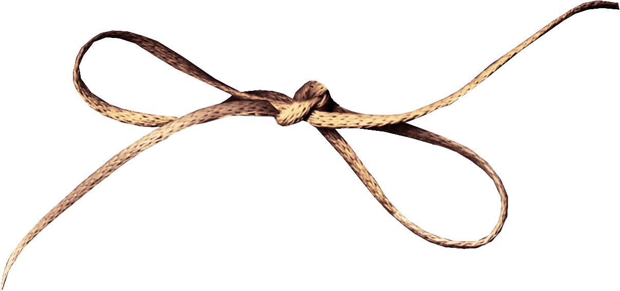 Как из веревки сделать бант