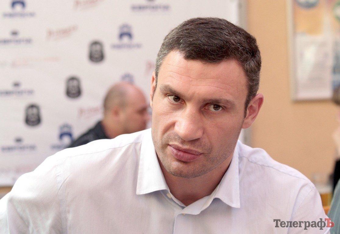 Кличко оперативно отреагировал наобвинение отНАПК вкоррупции