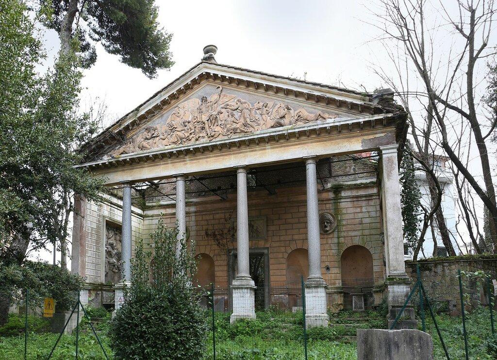 Рим. Вилла Торлония (Villa Torlonia)