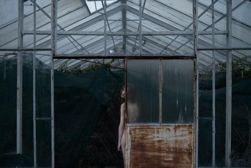 Эмоциональная тишина в работах Вероники Издебской (Weronika Izdebska)