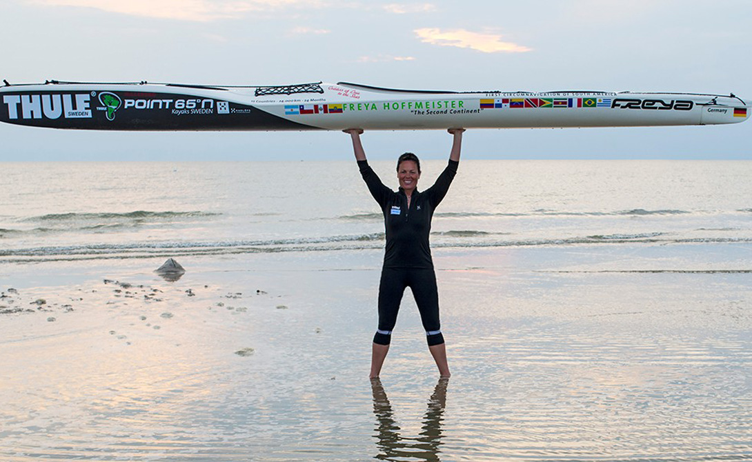 12 июля этого года американский раннер Скотт Юрек установил новый мировой рекорд скорости на Appalac