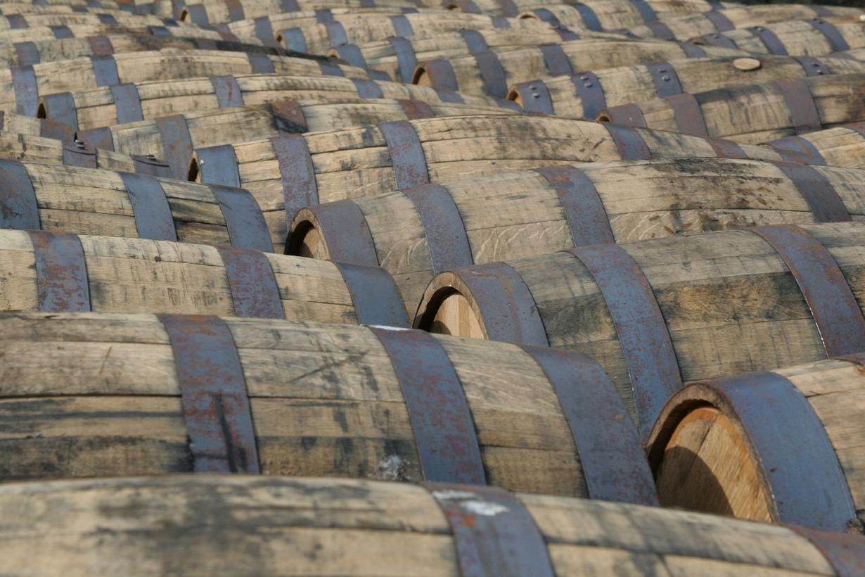 Markus Wichmann/ CC BY-NC-ND 2.0 4. 90% всего односолодового виски изготовляется в Шотландии.