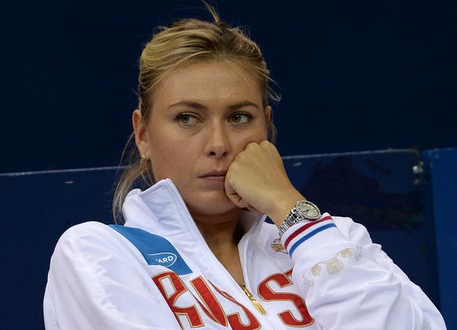 Мария Шарапова отстранена от состязаний — Международная федерация тенниса