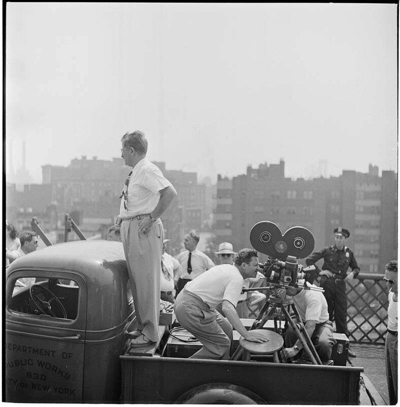 Съёмочная группа, 1947 год