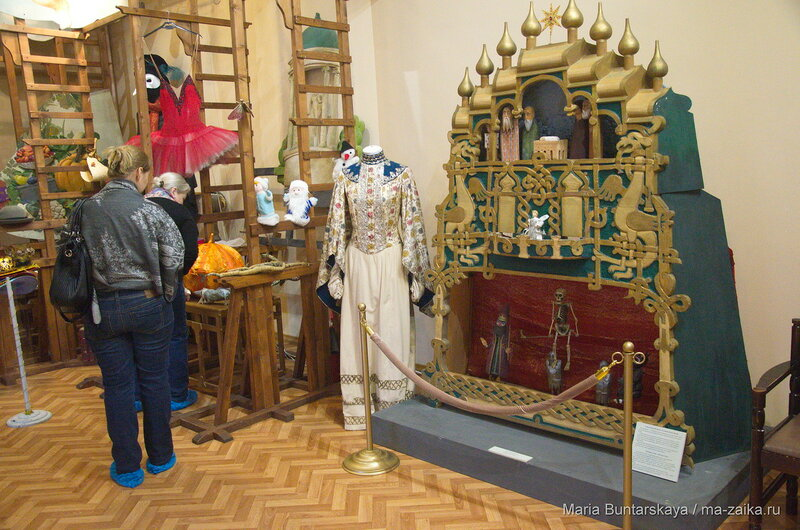 Санкт-Петербургский государственный музей театрального и музыкального искусства, Санкт-Петербург, 17 декабря 2015 года
