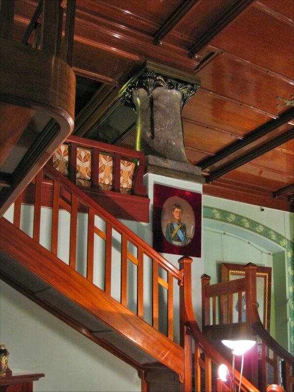 Парадный (Новый) кабинет Николая II, Александровский дворец, Царское Село